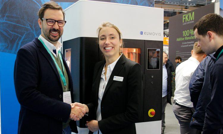 Kumovis verkündet Partnerschaft mit Grapho Metronic