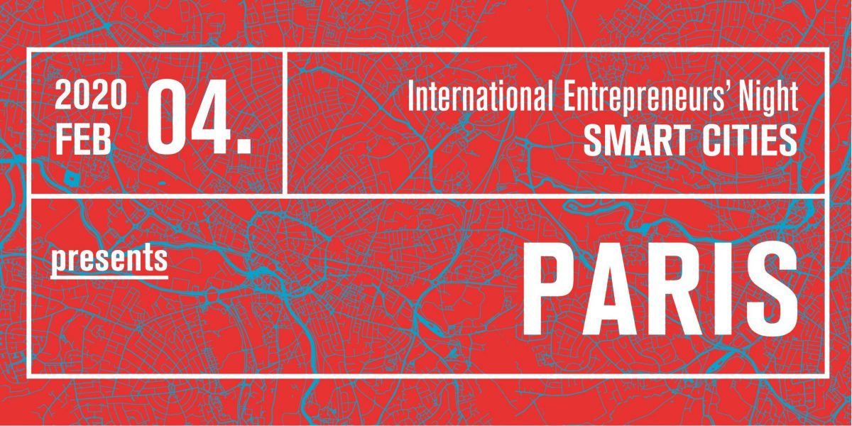 International Entrepreneurs' Night presents PARIS