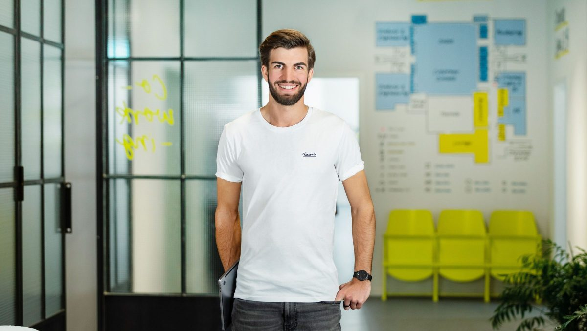 Personio Founder Hanno Renner