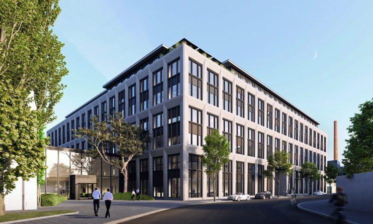 """Apple plant, ins neue Bürogebäude """"Karl"""" einzuziehen."""