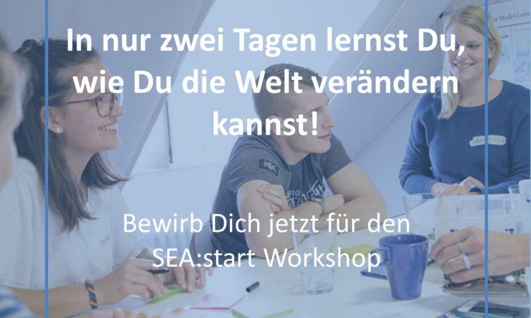 SEA:START WORKSHOP