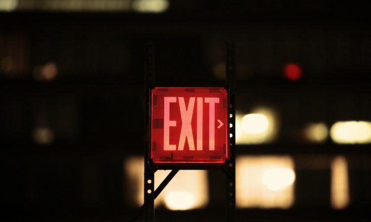 Exit bei Cunesoft