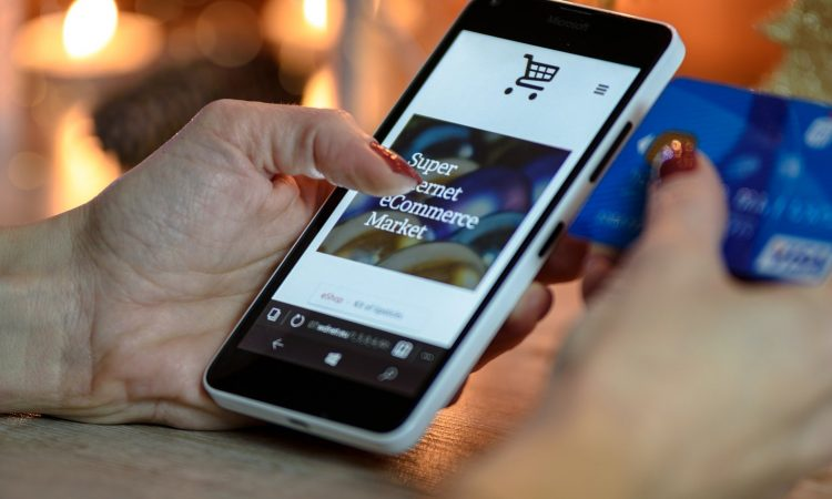 Onlinehändler E-Commerce