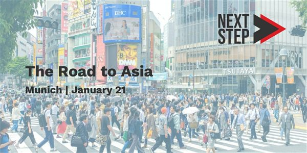 The Road to Asia - Opportunities for German Startups by German Entrepreneurship Asia