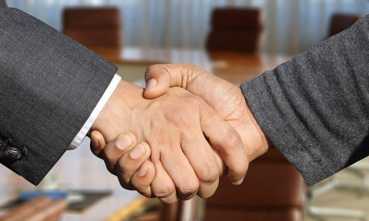 Wealthpilot handshake