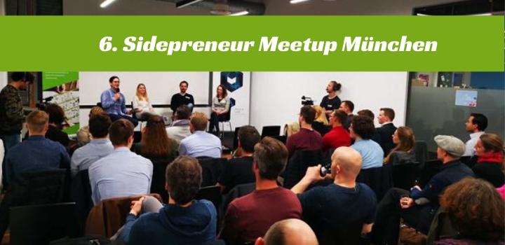 6. Sidepreneur Meetup München