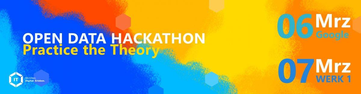 Open Data Hackathon 2020