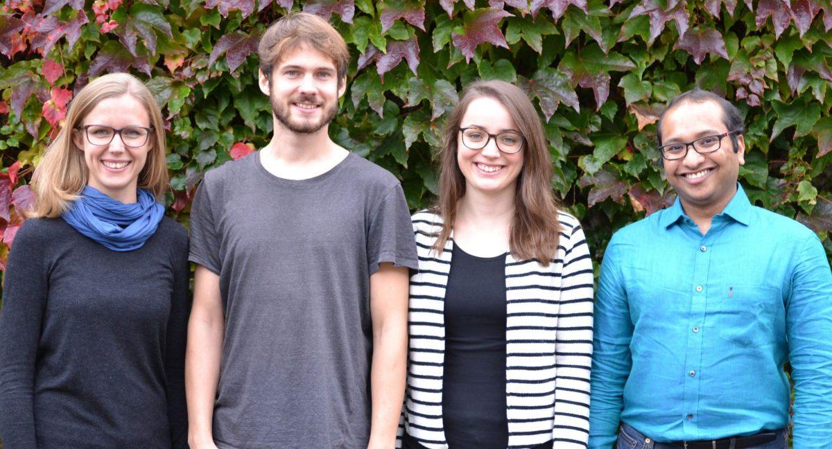 Das Gründerteam von Neolexon
