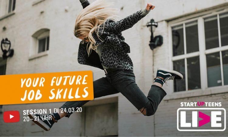 "Startup Teens ""Your Future Job Skills"""