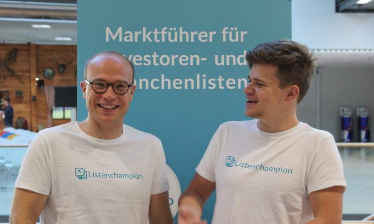 Listenchampion Gründer