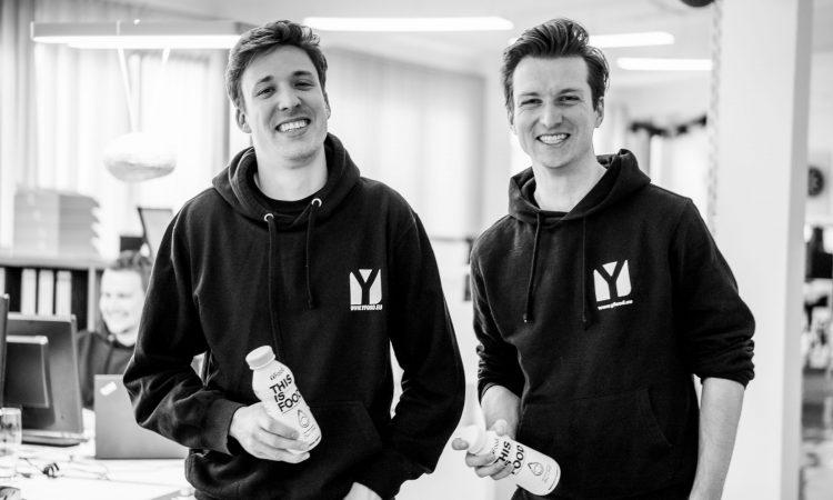 Yfood spendiert medizinischem Personal Trinkmahlzeiten