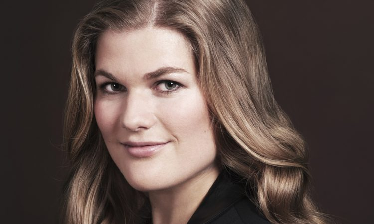 "Catharina van Delden: ""Unstillbare Neugier auf Neues"""