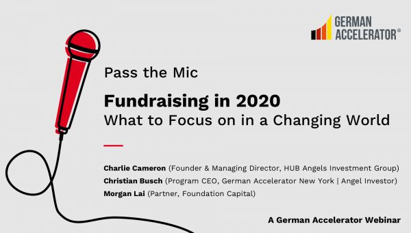 Fundraising in 2020: What to Focus on in a Changing World