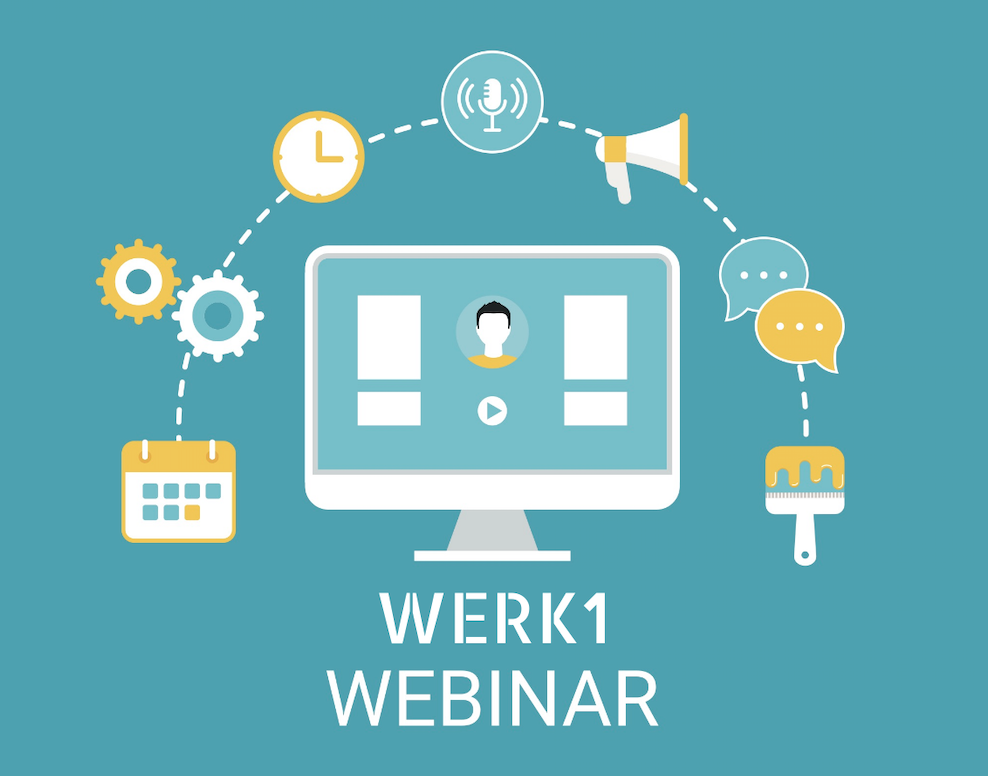 WERK1 Lunch & Learn: Bootstrap yourself into a Unicorn
