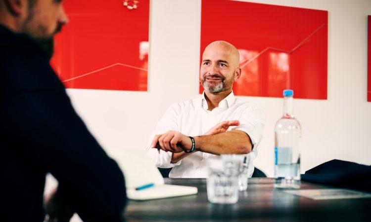 Julep-Geschäftsführer Steffen Hopf