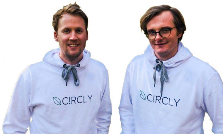 Oliver Kremer und Maximilian Munz (v.l.), die Gründer und Geschäftsführer von C!rcly