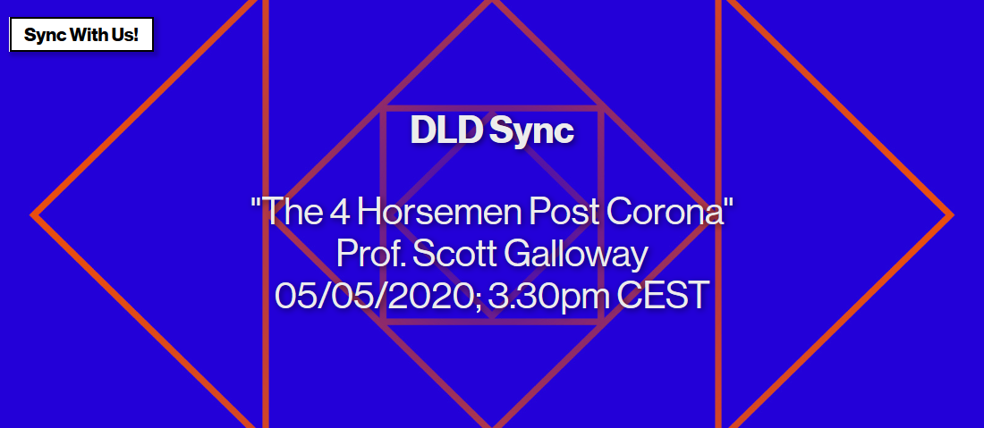 DLD Sync with Scott Galloway