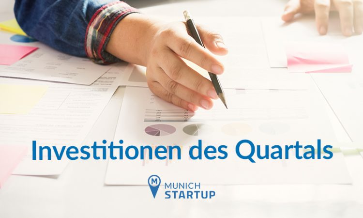 Investitionen des Quartals