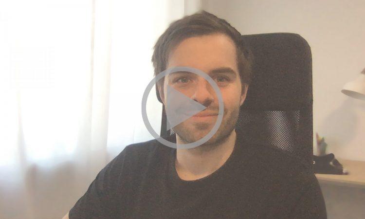 Florian Billder, CEO und Co-Founder von Capmo im #Coronaupdate