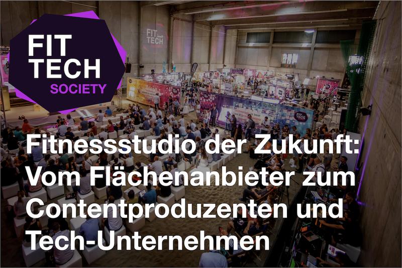 FitTech Society - Fitnessstudio der Zukunft