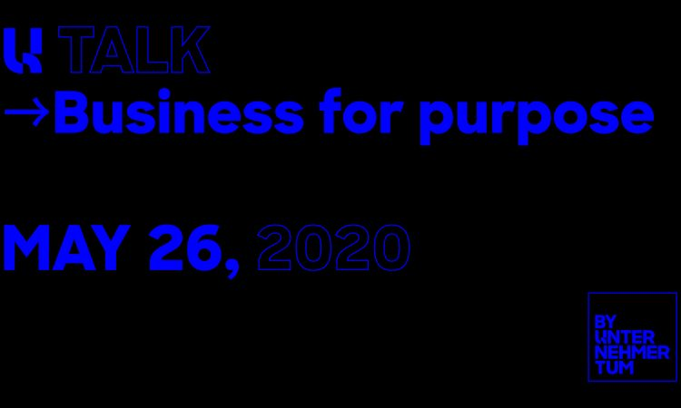 U Talk: Business for purpose