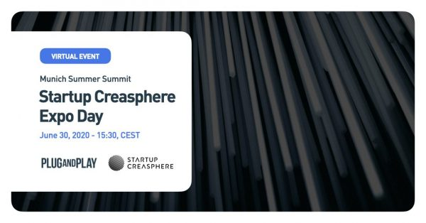 Startup Creasphere Expo Day