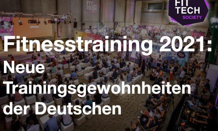 Fittech Society - Fitnesstraining 2021