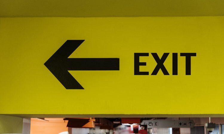 Terraloupe Exit