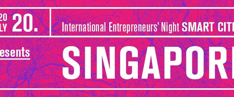 International Entrepreneurs' Night - Singapore Edition