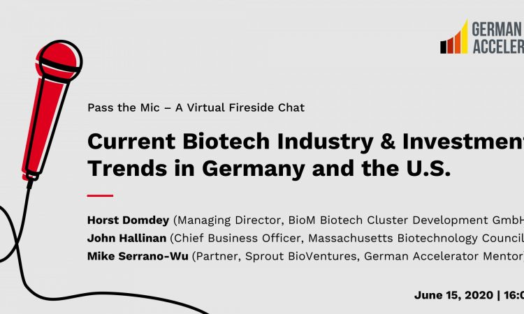 Current Biotech Industry & Investments Trends in Germany and the U.S.