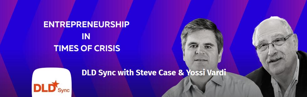 DLD Sync - Entrepreneurship in Times of Crisis