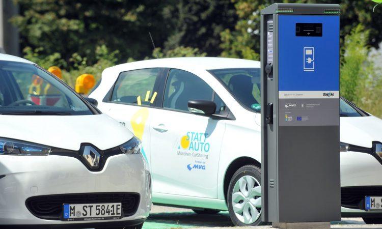 Carsharing: München in internationalem Vergleich auf zweitem Platz