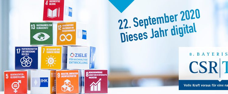 8. Bayerischer CSR-Tag