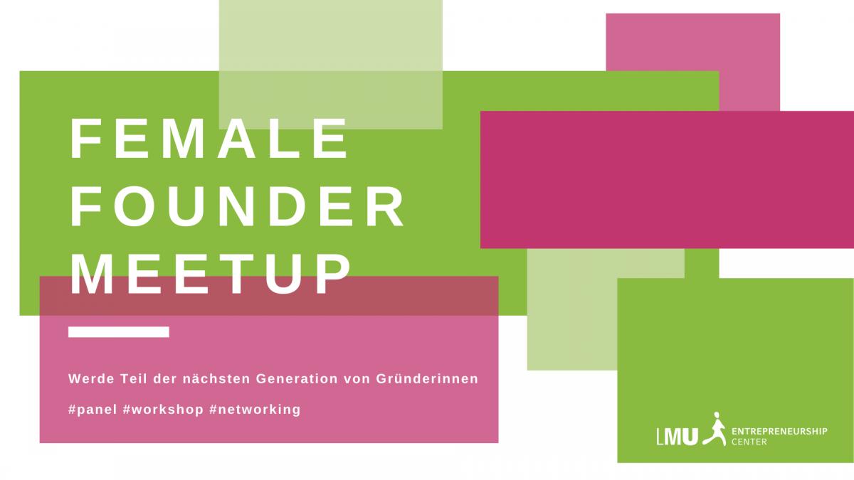 Female Founder Meetup