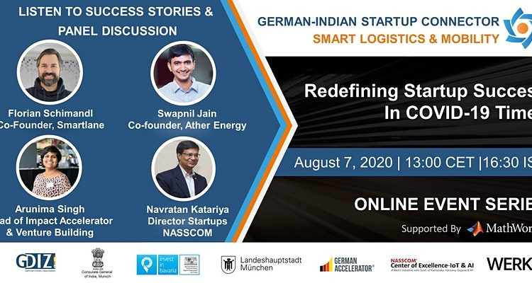 Redefining Startup Success In COVID-19 Times by German-Indian Business Forum