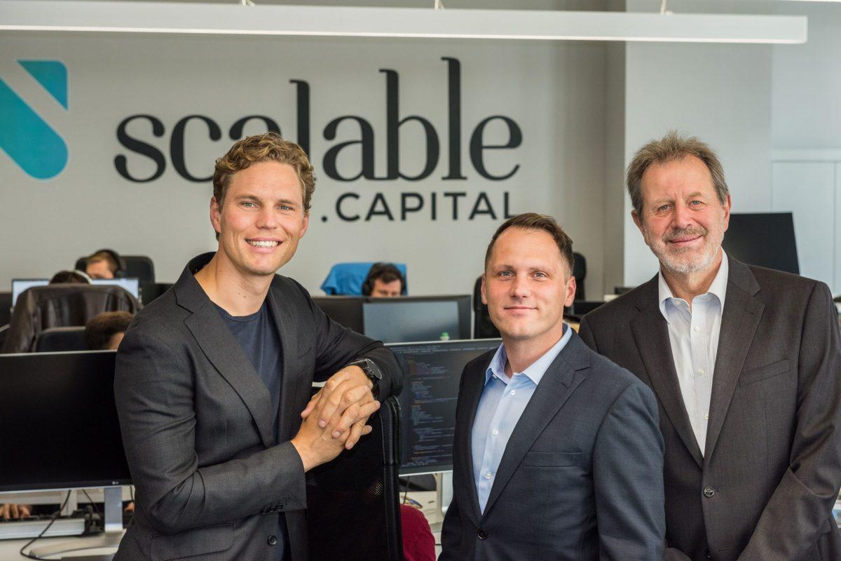 Scalable Capital Martin Krebs