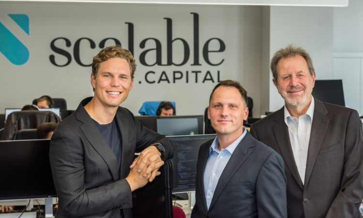 Scalable Capital Martin Krebs