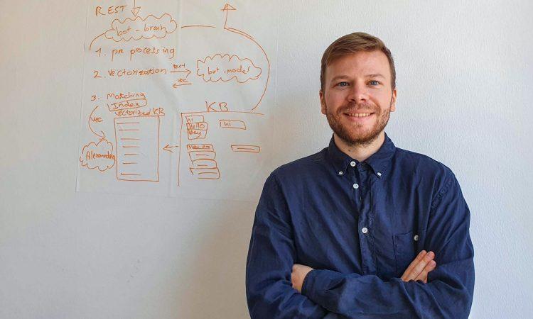 Markus Linnenberg E-bot7