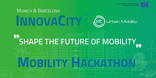 InnovaCity Munich-Barcelona -Mobility Hackathon