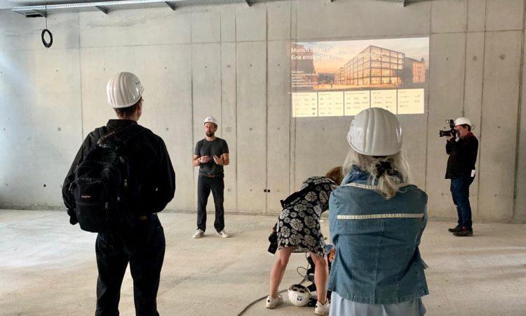 Munich Urban Colab: Mitte 2021 soll es losgehen