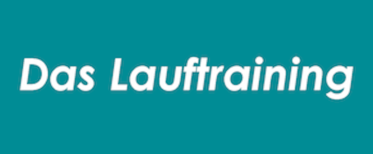 Das Lauftraining, ehem. evalu GmbH