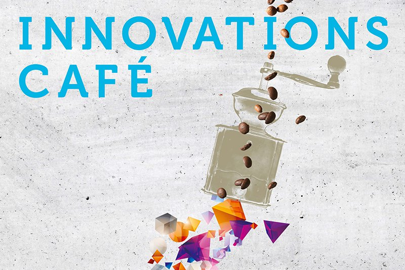 Innovations-Café open for New Drinks