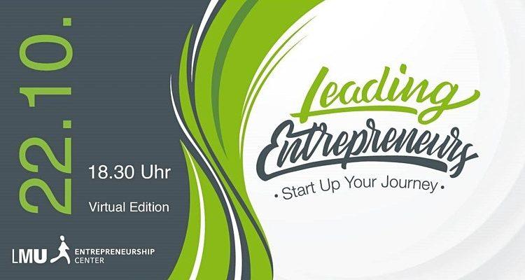Leading Entrepreneurs 2020