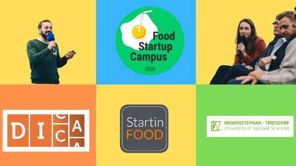 Foodstartup Campus - Online Konferenz