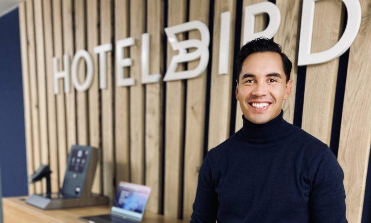 Juan A. Sanmiguel, Gründer und CEO von Hotelbird