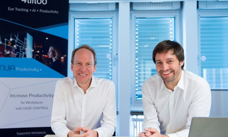 Die 4titoo-Gründer Tore Meyer und Stephan Odörfer (v.l.).