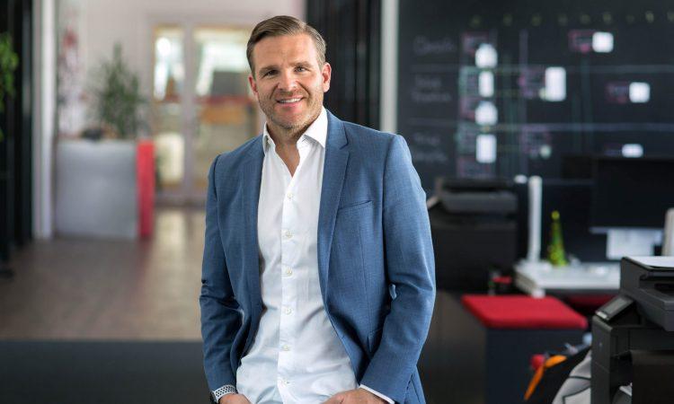Andreas Knürr, CEO und Co-Founder von Timify