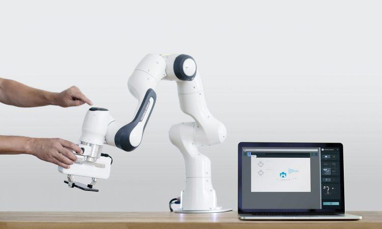 Roboter Panda Franka Emika