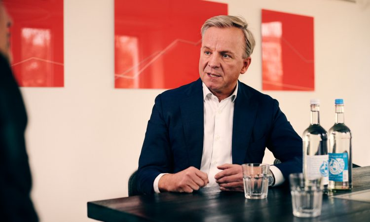 Marcus Englert, Co-Founder von Julep