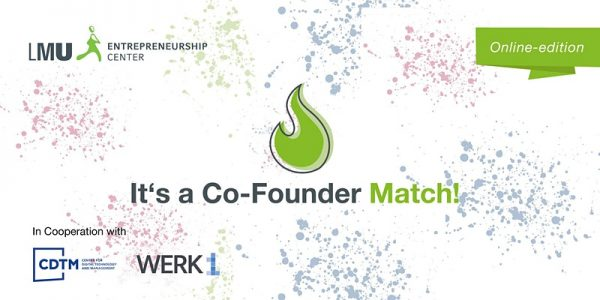 It's a Co-Founder Match! Vol.5